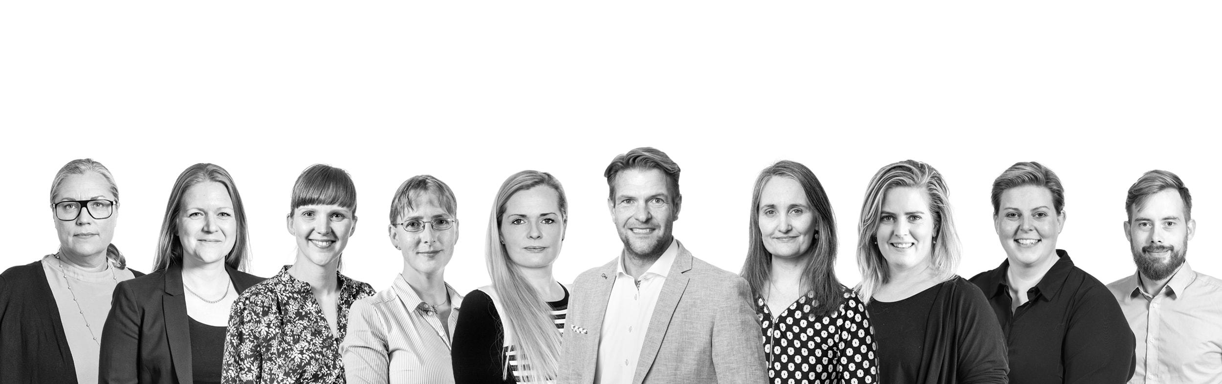 Familierets-teamet hos Advokatfirmaet Strauss og Garlik
